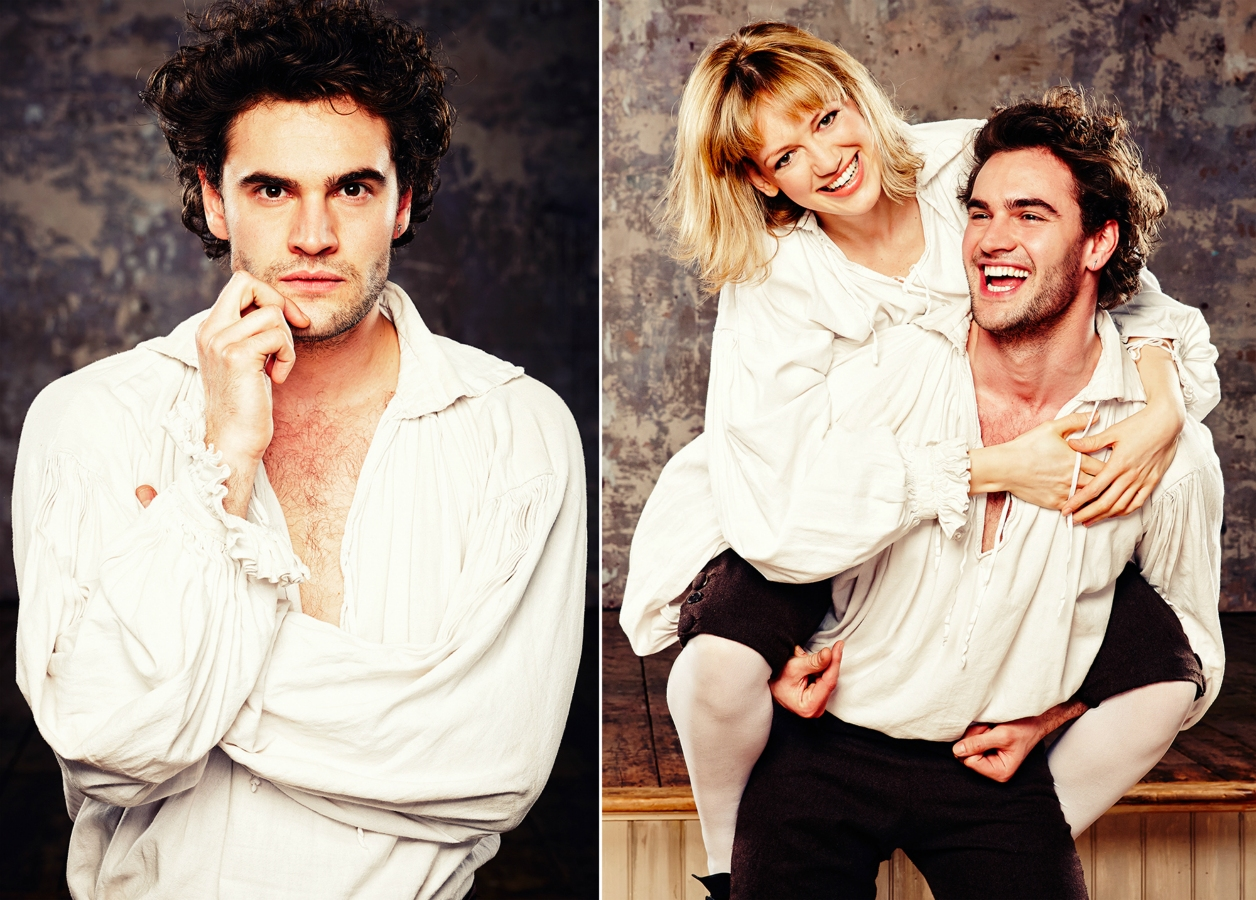 Tom Bateman and Lucy Briggs-Owen - Shakespeare in