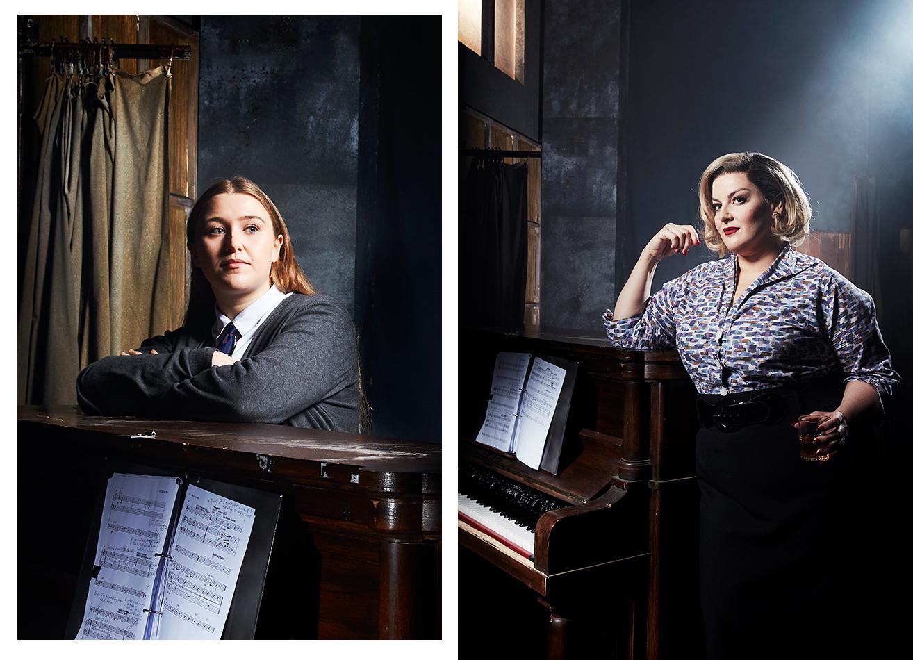 Gemma Dobson and Jodie Prenger - A Taste of