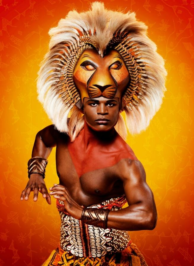 Andile Gumbi - Lion