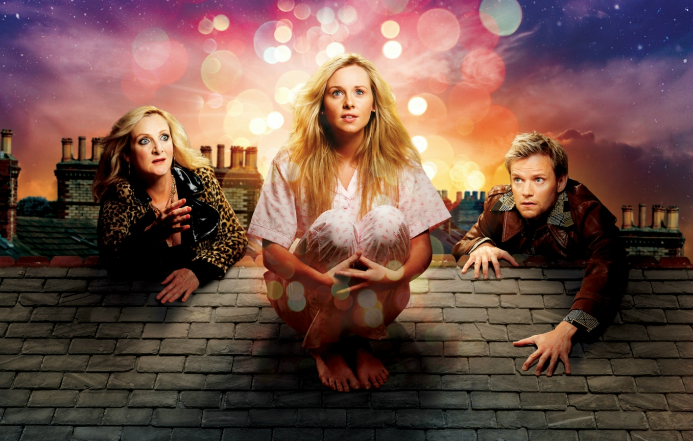 Lesley Sharp, Diana Vickers and Marc Warren - Little