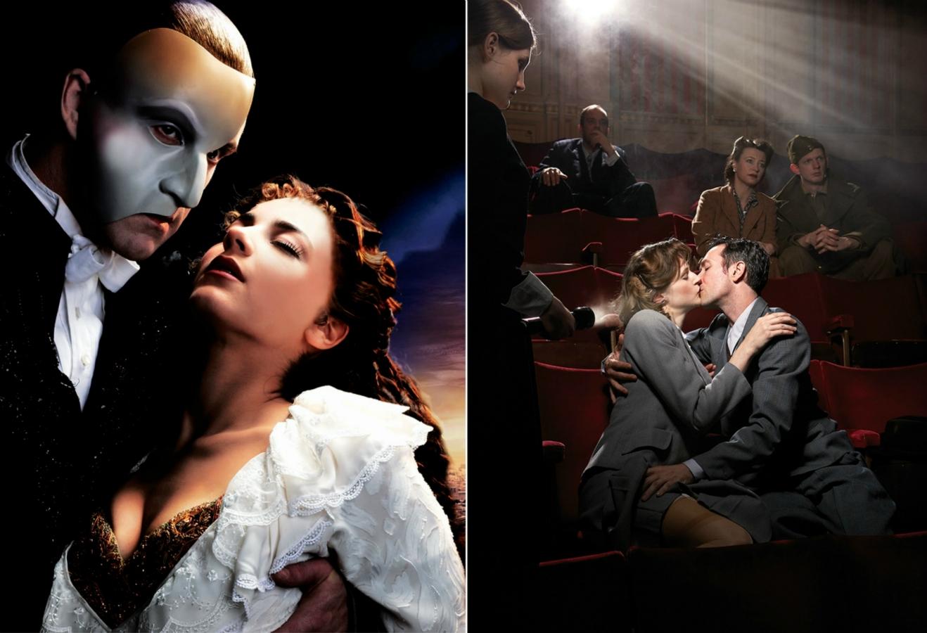 Phantom of the Opera and Brief